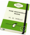 Invisible Man (Notebook) - H.G. Wells