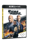 Rychle a zběsile: Hobbs a Shaw Ultra HD Blu-ray - David Leitch