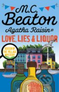 Agatha Raisin and Love, Lies and Liquor - M.C. Beaton