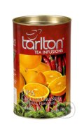 TARLTON Green Chillie Orange -