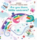 Are you there little unicorn - Sam Taplin, Sarah Allen (ilustrácie)