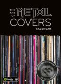 The Art of Metal Covers (Calendar) -