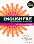 New English File - Upper Intermediate - Student's Book - Christina Latham-Koenig, Clive Oxenden