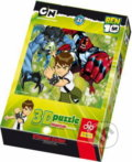 Ben 10, Benwolf, Four Arms -