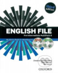 English File: Pre-intermediate - Multipack B - Christina Latham-Koenig, Clive Oxenden