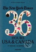 The New York Times: 36 Hours USA and Canada -
