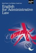 English for Administrative Law - Martin Škurek, Kamila Tozzi, Eva Přidalová