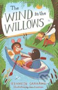 The Wind in the Willows - Kenneth Grahame, Tor Freeman (ilustrácie)