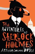 The Adventures of Sherlock Holmes - Arthur Conan Doyle, David Mackintosh (ilustrácie)