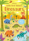 Little First Stickers: Dinosaurs - Kirsteen Robson