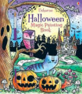 Halloween: Magic Painting Book - Fiona Watt, Brendan Kearney (ilustrácie)