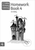 Homework Book 4: Collins Primary Literacy - Ann Webley