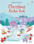 Christmas Sticker Book - Lucy Bowman
