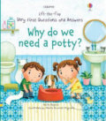 Why Do We Need A Potty? - Katie Daynes, Marta Alvarez Miguens (ilustrácie)