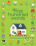 First Hundred Words in Italian - Heather Amery, Mairi Mackinnon, Stephen Cartwright (ilustrácie)