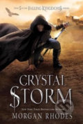 Crystal Storm - Morgan Rhodes