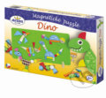 Magnetické puzzle Dino -