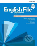 English File - Pre-Intermediate - Workbook without Answer Key - Clive Oxenden Christina; Latham-Koenig