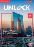 Unlock Level 2: Reading, Writing, & Critical Thinking Student's Book, - Richard O´Neill
