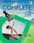 Complete First for Schools B2 - Student's Book without answers with Online Workbook - Guy Brook-Hart, Susan Hutchison, Lucy Passmore, Natasha De Souza, Jishan Uddin