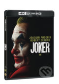 Joker Ultra HD Blu-ray - Todd Phillips