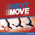 Next Move 4: Class Audio CDs - Katherine Stannett