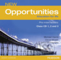 New Opportunities - Pre-Intermediate - Class CD - Michael Harris