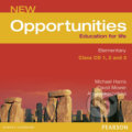 New Opportunities - Elementary - Class CD - Michael Harris