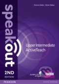 Speakout 2nd Edition - Upper Intermediate - Active Teach - Steve Oakes, Frances Eales
