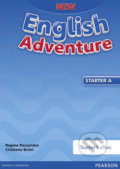 New English Adventure - Starter A Teacher´s eText -