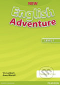 New English Adventure - 1 Teacher´s eText -