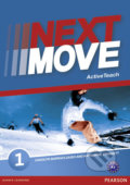 Next Move 1 - Active Teach - Carolyn Barraclough