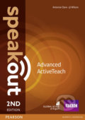 Speakout 2nd Edition - Advanced Active Teach - J.J. Wilson, Antonia Clare