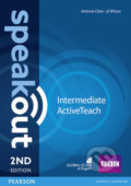 Speakout 2nd Edition - Intermediate Active Teach - J.J. Wilson, Antonia Clare