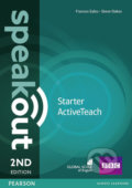 Speakout 2nd Edition - Starter Active Teach - Steve Oakes, Frances Eales