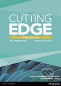 Cutting Edge 3rd Edition - Pre-Intermediate Active Teach - Araminta Crace, Peter Moor, Sarah Cunningham