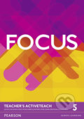 Focus 5 - Teacher´s ActiveTeach -