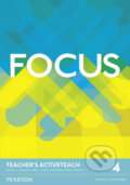 Focus 4 - Teacher´s ActiveTeach -