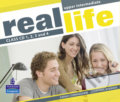 Real Life Global - Upper Intermediate Class CDs 1-4 - Sarah Cunningham