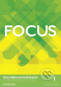 Focus 1 - Teacher´s ActiveTeach -