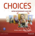Choices - Upper Intermediate - Class CDs 1-6 - Michael Harris