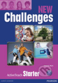 New Challenges - Starter Active Teach - Amanda Maris