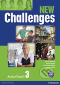 New Challenges 3 - Active Teach -