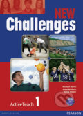 New Challenges 1 - Active Teach -