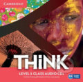 Think 5 - Class Audio CDs (3) - Herbert Puchta