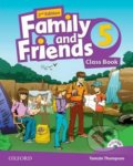 Family and Friends 5 - Class Book - Tamzin Thompson