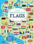First Sticker Book Flags - Holly Bathie