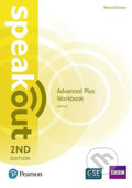 Speakout 2nd Edition Advanced Plus Workbook w/ key - Richard Storton