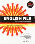 New English File - Elementary - Student's Book -