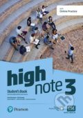 High Note 3: Student´s Book + Basic Pearson Exam Practice (Global Edition) - Daniel Brayshaw
